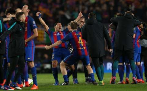 Biggest Upset In Football: Barcelona Beat PSG 6-1 To Secure A Place In UCL Quarter Finals