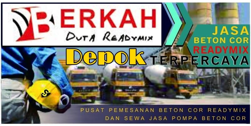 readymix depok