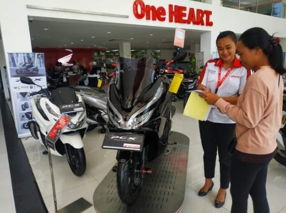 Tukar Tambah Motor Jadi Honda ADV dan PCX Bali