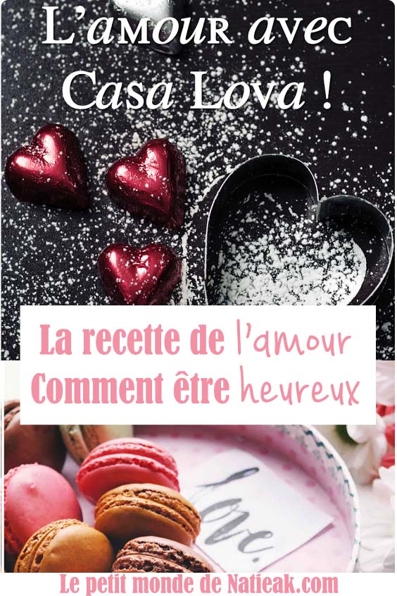 la recette de l'amour