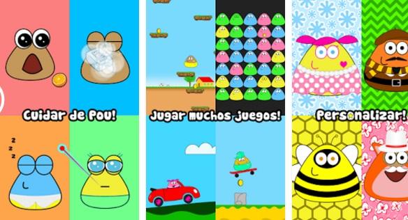 Descargar el juego Pou APK para Android gratis
