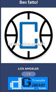 Soluzioni NBA Team Quiz livello 61