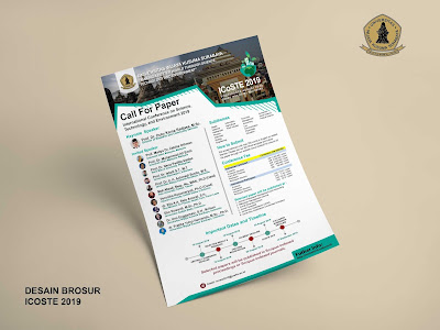 Paket Cetak Brosur A5 Art Paper