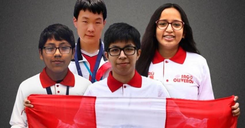 Peruanos ganan medallas de oro y plata en VI Olimpiada Matemática del Cáucaso - Rusia