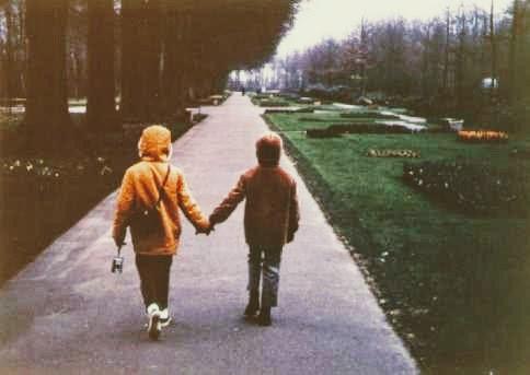 Ken & Cindi in Holland 1972ish