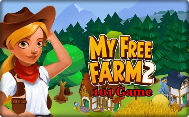My Free Farm 2 - русский симулятор фермы.