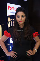 Meghana Gore looks super cute in Black Dress at IIFA Utsavam Awards press meet 27th March 2017 03.JPG