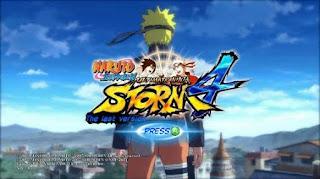 Naruto Senki NSUNS4 TFV Apk