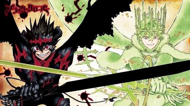 ¡¡El capítulo 287 de Black Clover revela nuevas formas de poderes de Asta y Yuno!!
