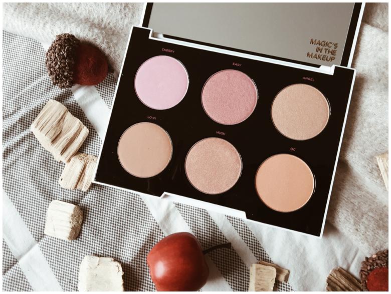 urban decay gwen Stefani blush palette, review