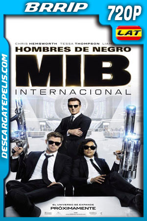 Hombres de negro internacional (2019) 720p BRrip Latino – Ingles