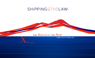 """Shipping and the Law Xth Edition: """"The Shock of the New"""""""