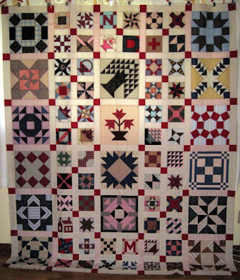 Cheddarback quilt