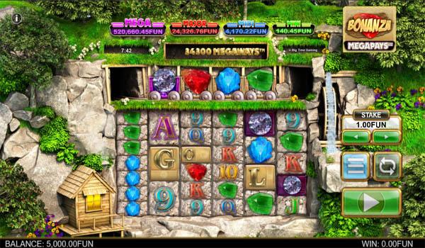 Main Gratis Slot Indonesia - Bonanza Megapays Big Time Gaming