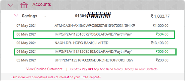 Power Bank Earning App - Earning Proof, Payment Withdrawal Proof