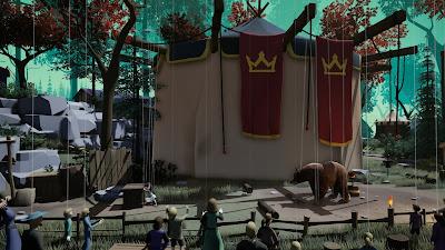 A Jugglers Tale Game Screenshot 4