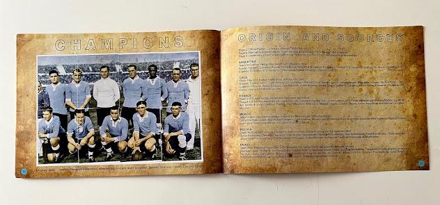 Uruguay campione del mondo 1930