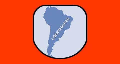 Definidos os grupos da Copa Libertadores. Palmeiras e Grêmio estão na mesma chave