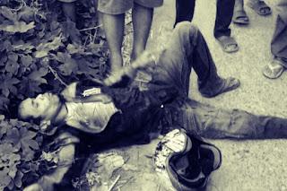 korban begal dibunuh