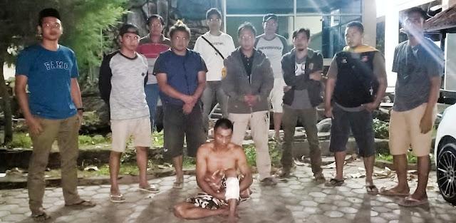 Rumah Mertua Jadi Saksi, Pelaku Curas Asal Lenek Didor Polisi