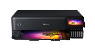 Epson EcoTank L8180 Driver Download