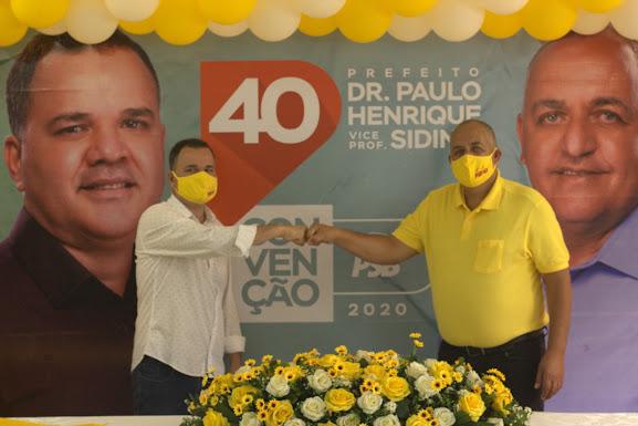 Eleições Caatiba  2020: Paulo Henrique  está chegando e o povo está feliz