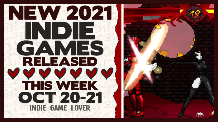 New Indie Games ❤ October 2021 | Part 3
