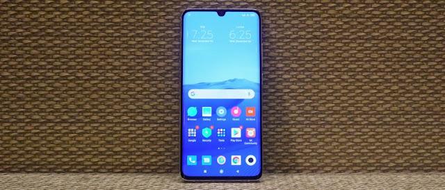 Xiaomi Mi Note 10 ulasan
