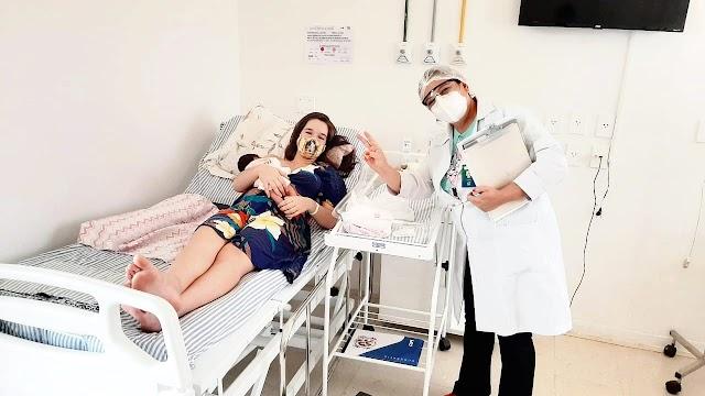 HRF realiza mais de 500 partos e garante acolhimento psicológico para parturientes