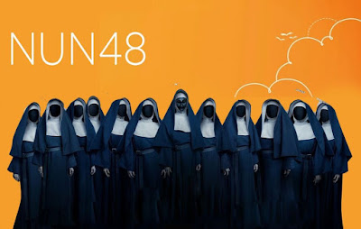 10 Meme 'Film The Nun' yang Lucunya Bikin Gagal Horror