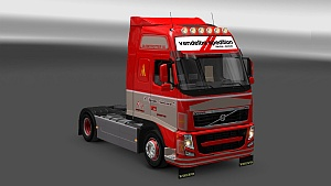 Volvo FH Classic + addons and skins