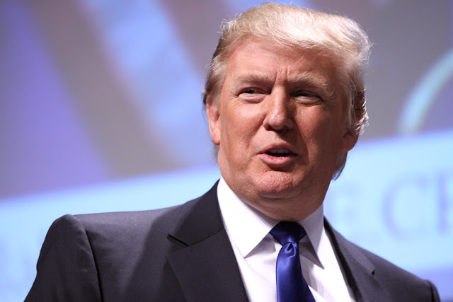 Trump says US economy, feeble laws explanations behind increment in illegal immigration - rictasblog