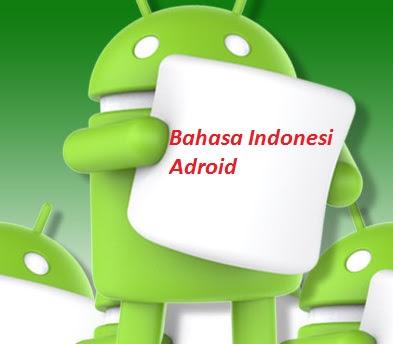 Cara Menambah Bahasa Di Android