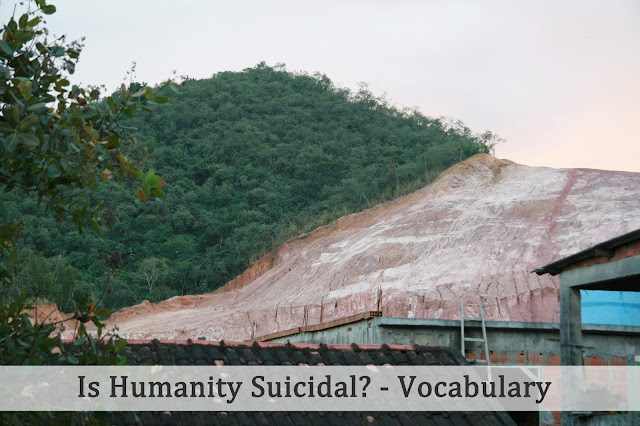 Is Humanity Suicidal?