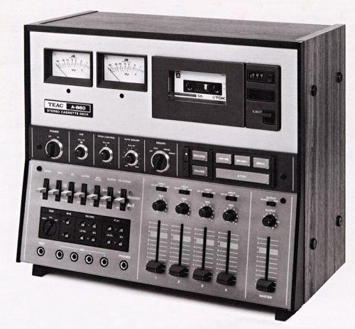 teac a-860 1976