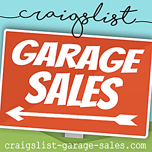 OKC Craigslist Garage Sale Blog
