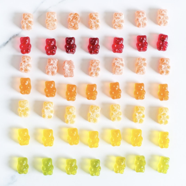 PROJECT 7 // Low-Sugar, Low-Carb, Vegan and non-GMO Candy