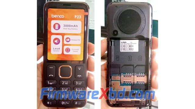 Benco P23 6531E Flash File Download