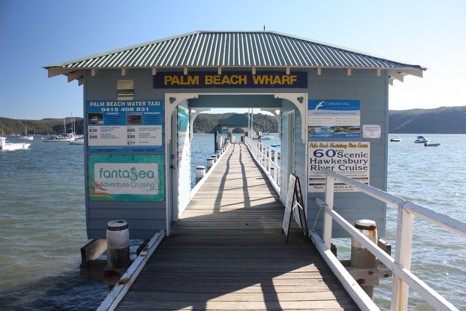 Central Coast Ferries To Palm Beach