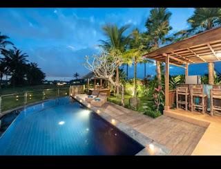 Villa dijual murah Ubud View