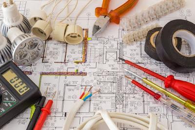Membuat Desain Konstruksi Instalasi Listrik Rumah Tangga | Prakarya Kelas 9 Revisi