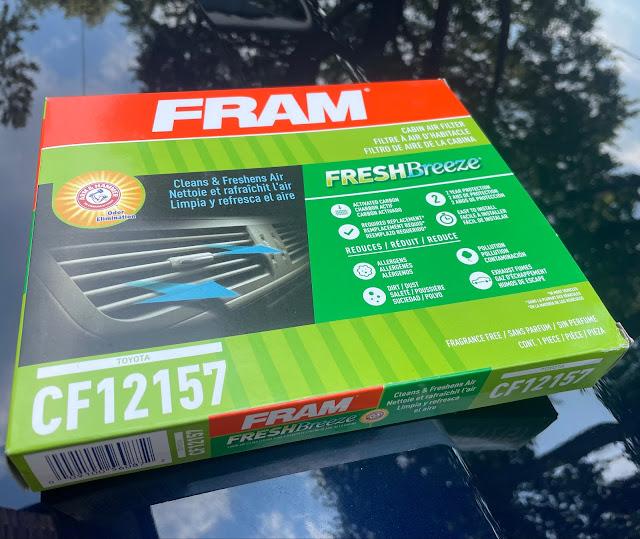 fram cabin air filter canadian tire