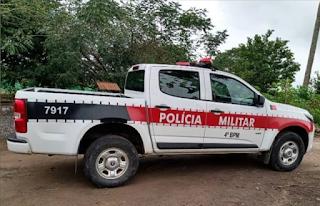 Polícia Militar encerra evento com quase 200 pessoas em Parque de Vaquejada, em Belém, PB