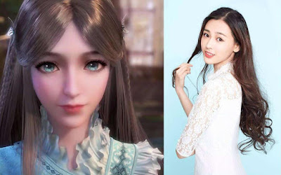 Ding Xiao Ying as Ding Rongrong