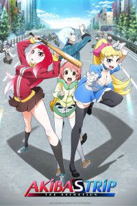 Download Download Anime Akiba's Trip The Animation Subtitle Indonesia Batch Episode 1 – 13 [Batch]