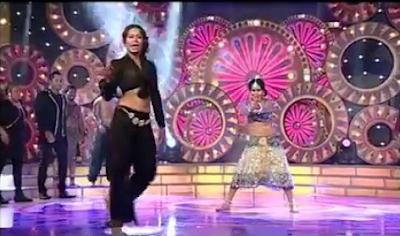 Gayesha Perera Dance Derana