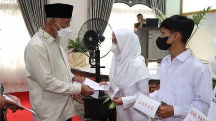 silaturahmi dengan Kepala SMA/SMK serta SLB Negeri dan swasta Cabang Dinas Wilayah I