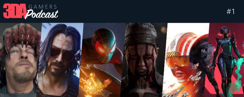 Llega el 3DA Gamers Podcast