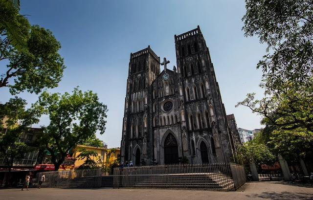 Hanoi Cathedral – One Of Hanoi Famous Architecture