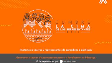 CUMBRE NACIONAL DE REPRESENTANTES DE APRENDICES 2021